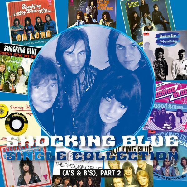 Shocking Blue Shocking Blue - Single Collection, Part 2 (2 LP) madonna madonna ray of light 2 lp