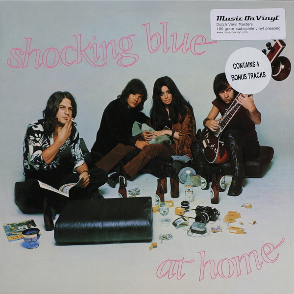 Shocking Blue Shocking Blue - At Home (180 Gr) anshmei at 10 blue