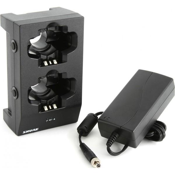 Аксессуар для радиосистем Shure Зарядное устройство для радиосистемы SBC200E