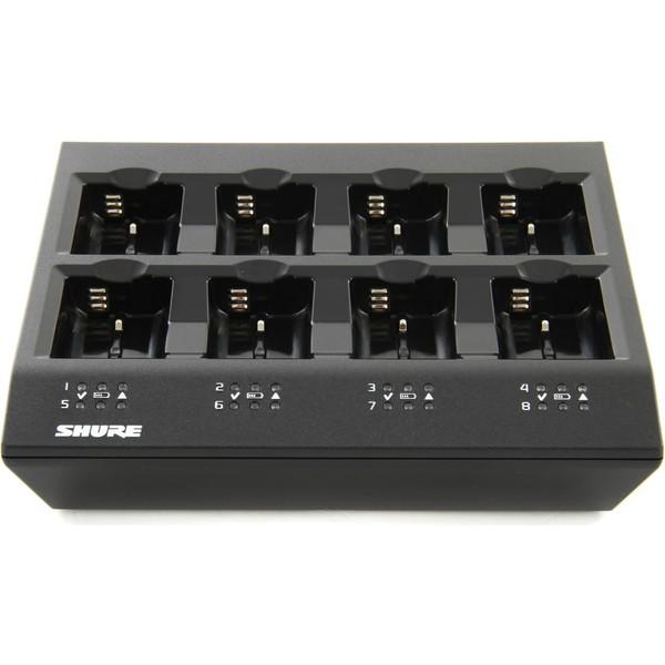 Аксессуар для радиосистем Shure Зарядное устройство для радиосистемы SBC800E