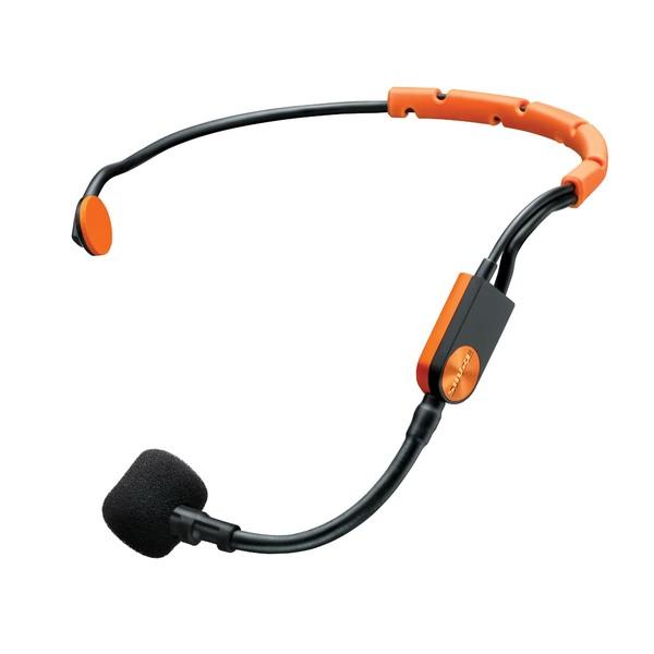 Головной микрофон Shure SM31FH-TQG микрофон для радио и видеосъёмок shure cvl b c tqg