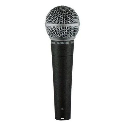 Вокальный микрофон Shure SM58-LCE shure cvb w o