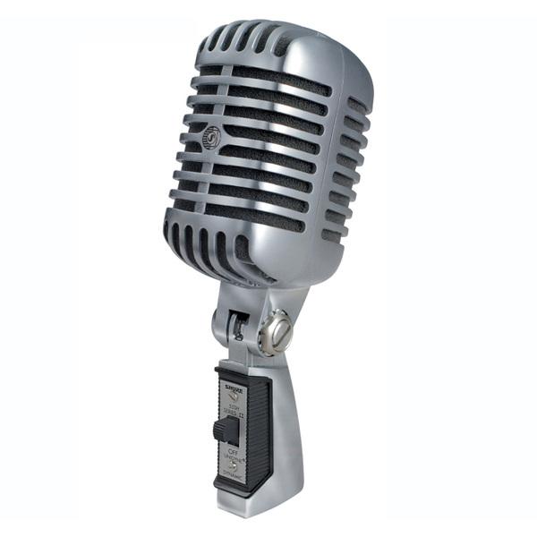 Вокальный микрофон Shure 55SH Series II вокальный микрофон shure super 55 deluxe pitch black edition