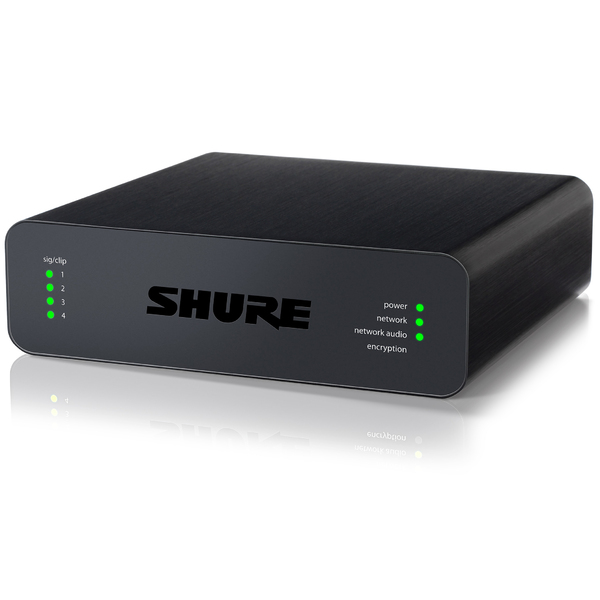 Контроллер/Аудиопроцессор Shure Аудиоконвертер ANI4IN-XLR контроллер аудиопроцессор genelec 9301a