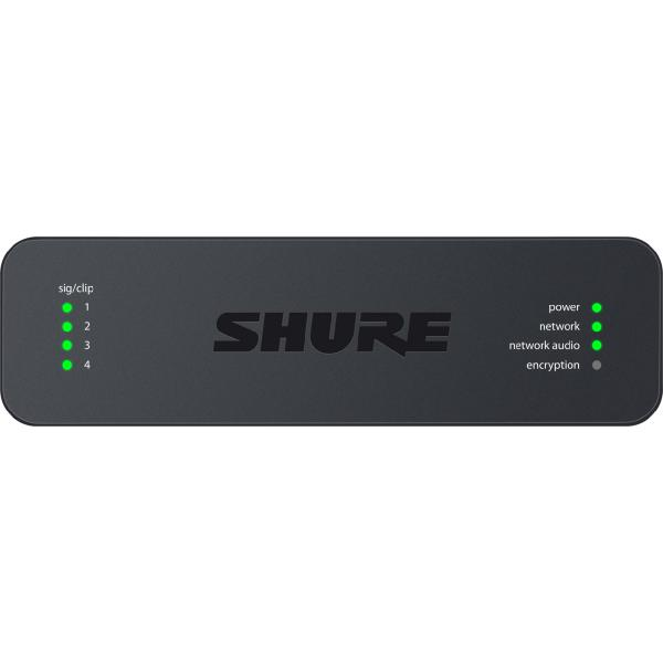 Контроллер/Аудиопроцессор Shure Аудиоконвертер ANI4OUT-XLR
