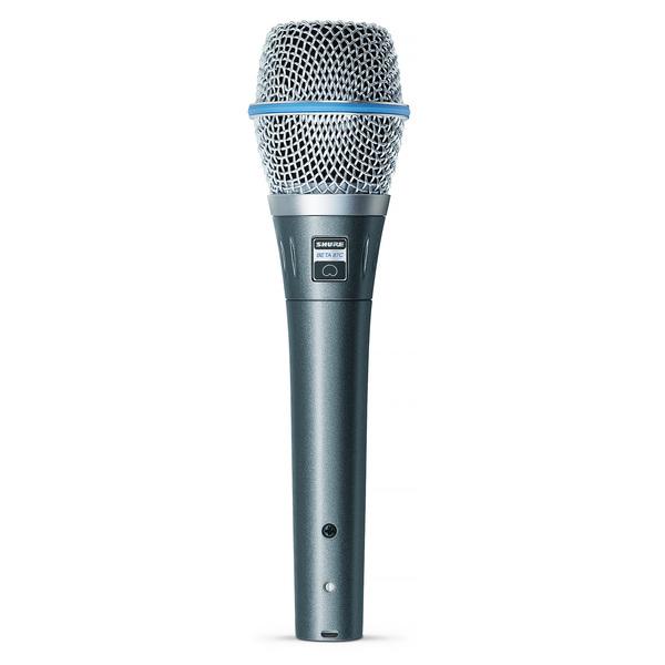 Вокальный микрофон Shure BETA 87C микрофон для конференций shure mx412 c