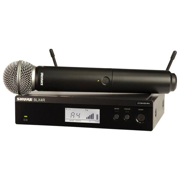 Радиосистема Shure BLX24RE/SM58 K3E shure blx14re sm35 k3e