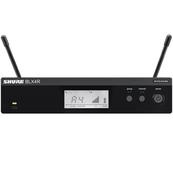 Приемник для радиосистемы Shure BLX4R M17