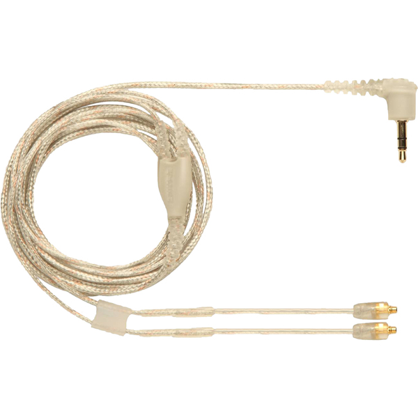 Кабель для наушников Shure EAC64S Clear tiandirenhe upgrade diy mmcx cable for shure se215 se425 se535 se846 earphone headphone aux 3 5mm wire with heat shrink tubing