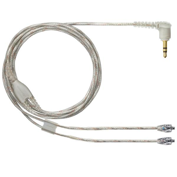 Кабель для наушников Shure EAC64S Clear кабель для наушников shure eac64 clear