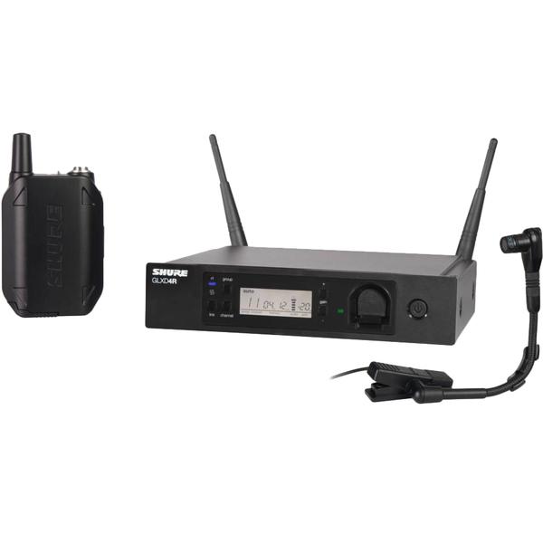 Радиосистема Shure GLXD14RE/B98 Z2 dcm37s300 d sub standard connectors dsub dm sig stb 37p sock mr li