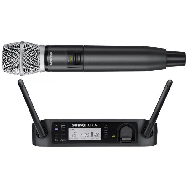 Радиосистема Shure GLXD24E/SM86 Z2 цена