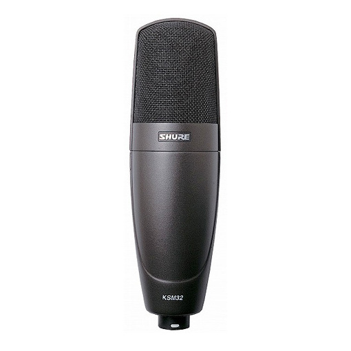Студийный микрофон Shure KSM32/CG микрофон shure pga58 qtr e