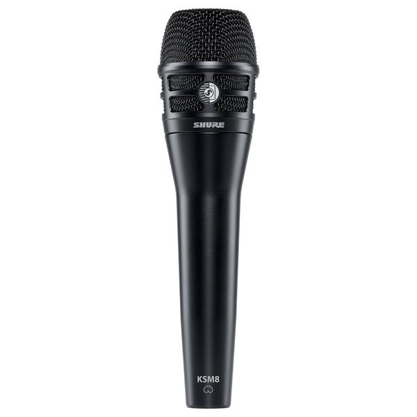 Вокальный микрофон Shure KSM8/B вокальный микрофон sennheiser e 835 s