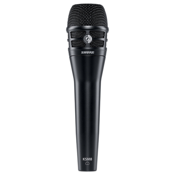 Вокальный микрофон Shure KSM8/B вокальный микрофон shure super 55 deluxe pitch black edition