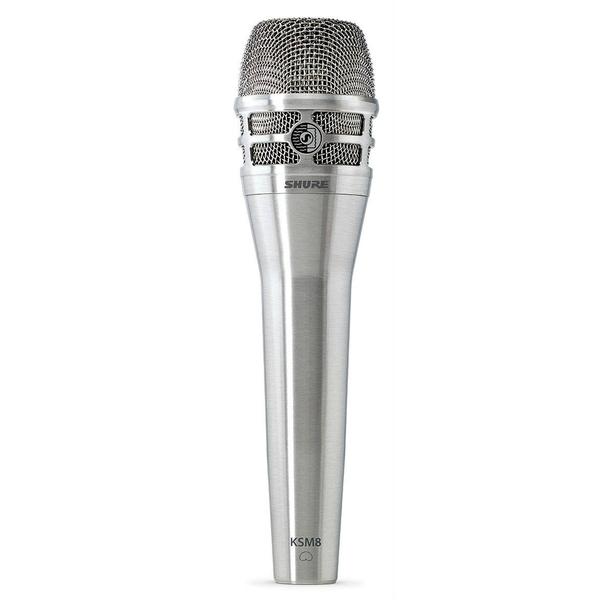 Вокальный микрофон Shure KSM8/N вокальный микрофон shure super 55 deluxe pitch black edition