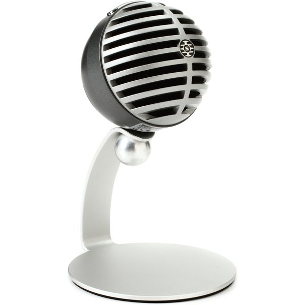 все цены на USB микрофон Shure MOTIV MV5-LTG Grey онлайн