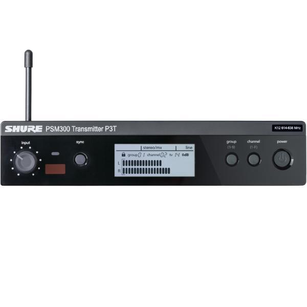 Система персонального мониторинга Shure P3T M16