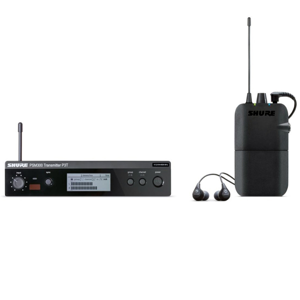 Система персонального мониторинга Shure P3TER112GR M16