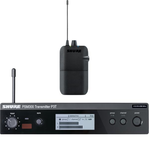 Система персонального мониторинга Shure P3TER M16
