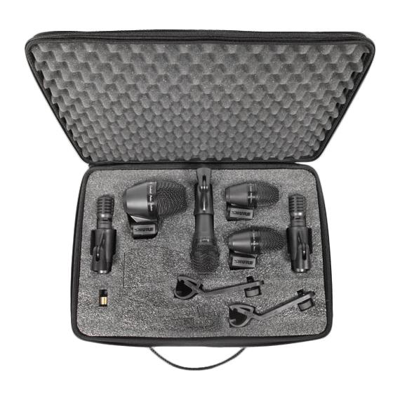 Инструментальный микрофон Shure PGADRUMKIT6 фото