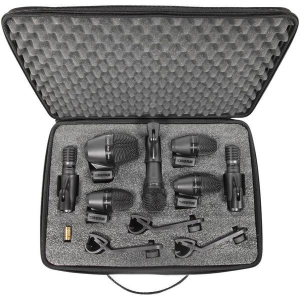 Инструментальный микрофон Shure PGADRUMKIT7