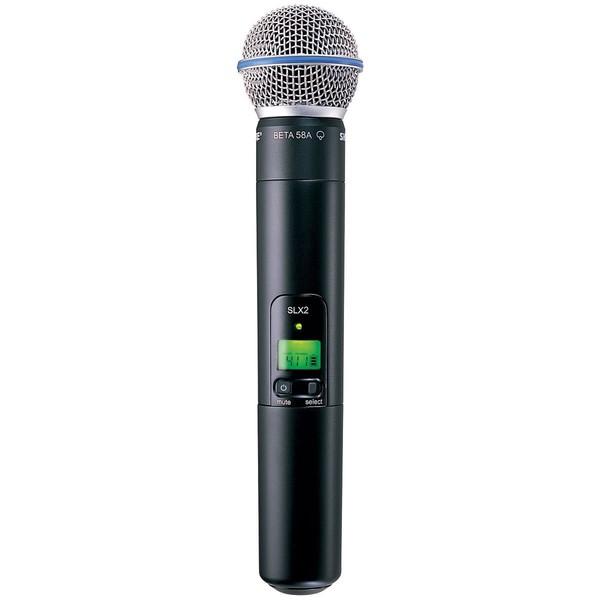 все цены на Передатчик для радиосистемы Shure SLX2/BETA58 L4E онлайн