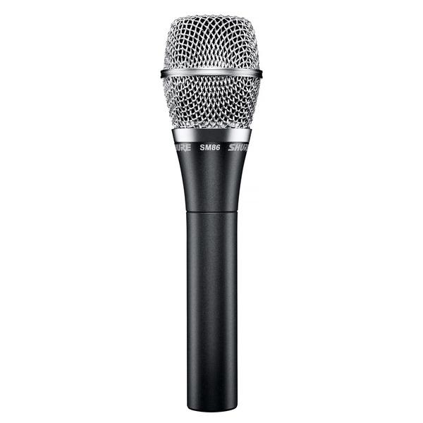 Вокальный микрофон Shure SM86 shure mx150b o tqg