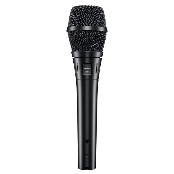 Вокальный микрофон Shure SM87A shure cvb w o
