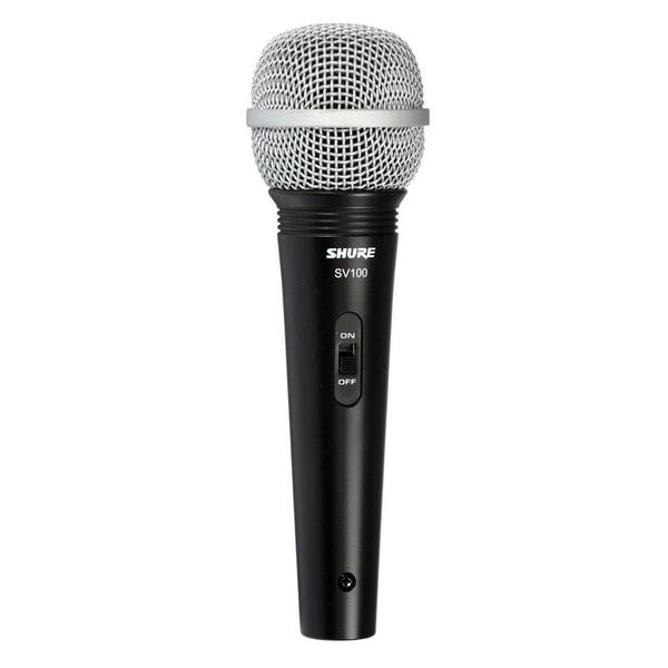 Вокальный микрофон Shure SV100-A shure cvb w o