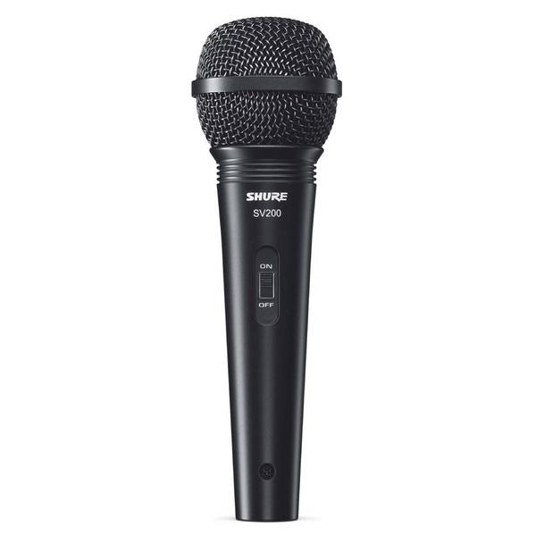Вокальный микрофон Shure SV200-A shure cvb w o