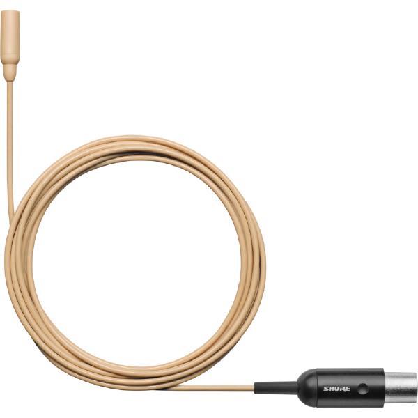Петличный микрофон Shure TL48T/O-MTQG-A Tan