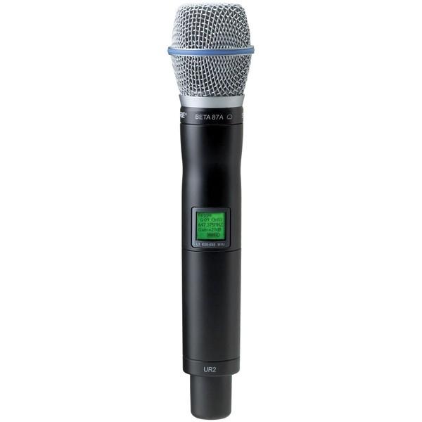цены Передатчик для радиосистемы Shure UR2/BETA87A J5E