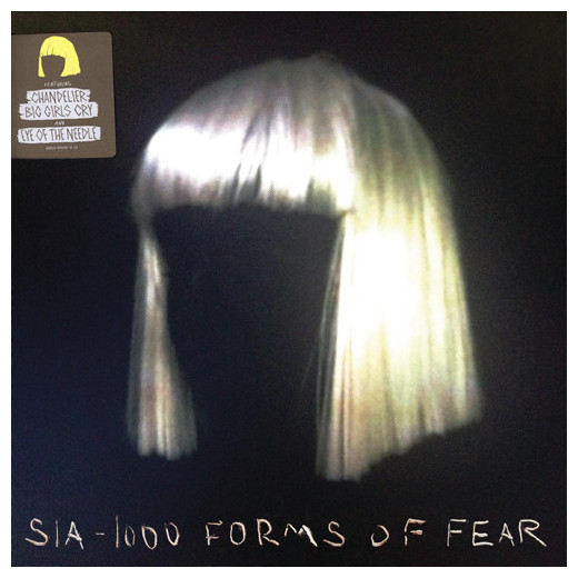 Фото - SIA SIA - 1000 Forms Of Fear sia sia spotify sessions lp
