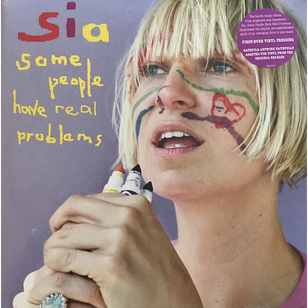 SIA SIA - Some People Have Real Problems (2 LP) sia this is acting 2 lp