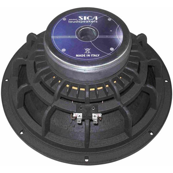 Профессиональный коаксиальный динамик Sica СЧ/НЧ 12C2CP (8 Ohm) штуцер aist 90991324ae