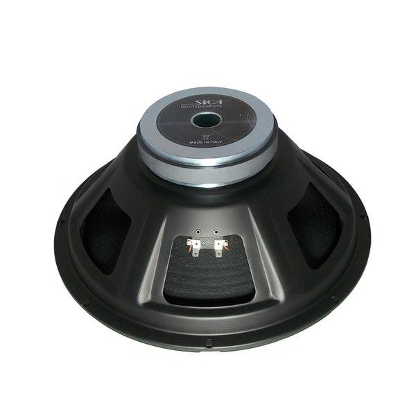 Профессиональный динамик НЧ Sica 15E2.5CS (8 Ohm) гитарный динамик jensen loudspeakers ch8 35 8 ohm