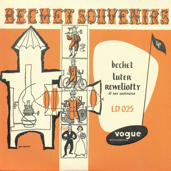 Sidney Bechet Sidney Bechet - Bechet Souvenir (colour)