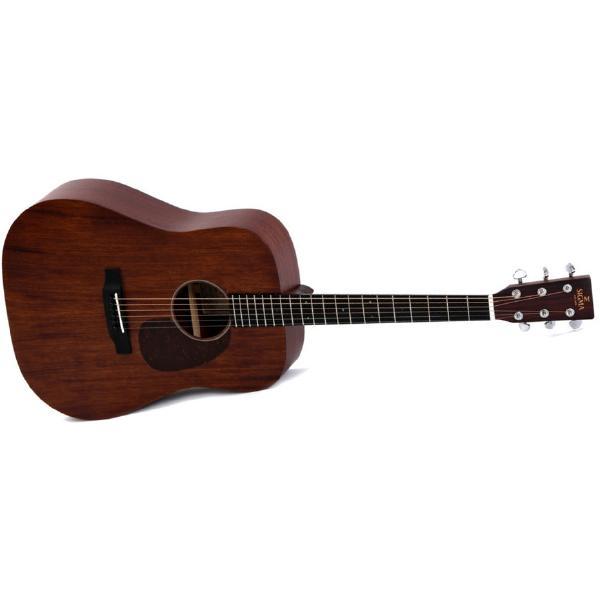 Фото - Акустическая гитара Sigma Guitars DM-15 акустическая гитара yamaha fs820 turquoise