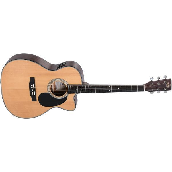Гитара электроакустическая Sigma Guitars 000MC-1E Natural