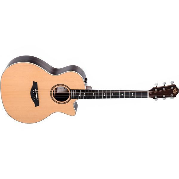 Гитара электроакустическая Sigma Guitars GTCE-2 Natural