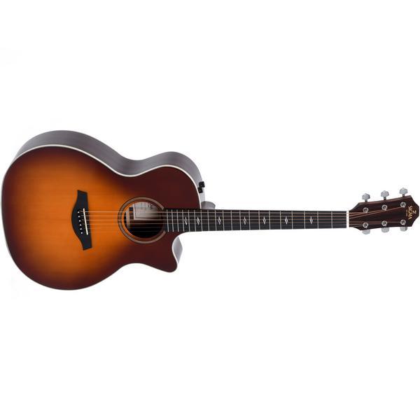 Гитара электроакустическая Sigma Guitars GTCE-2 Sunburst