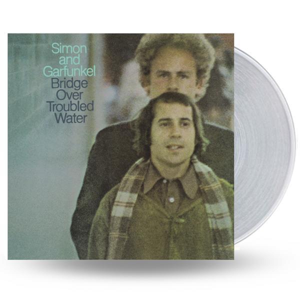 Simon   Garfunkel Simon   Garfunkel - Bridge Over Troubled Water (colour)