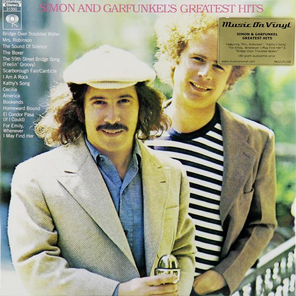 Simon   Garfunkel Simon   Garfunkel - Greatest Hits (180 Gr) guano apes guano apes proud like a god 180 gr colour