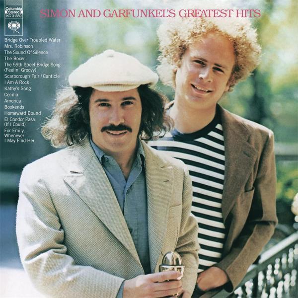Фото - Simon Garfunkel Simon Garfunkel - Greatest Hits (colour) simon garfunkel simon garfunkel parsley sage rosemary and thyme 180 gr