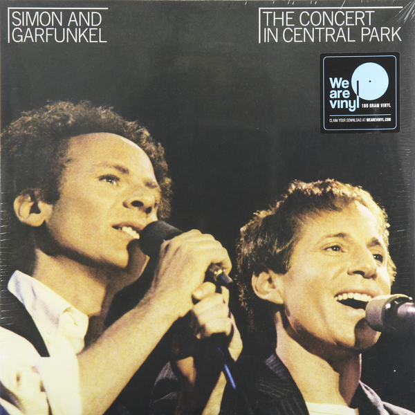 Simon Garfunkel Simon Garfunkel - The Concert In Central Park (2 Lp, 180 Gr) цена