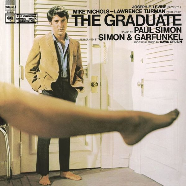 Simon Garfunkel Simon Garfunkel - The Graduate simon s cat vs the world
