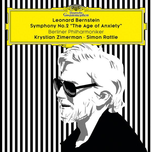 Bernstein BernsteinKrystian Zimerman - : Symphony No. 2 the Age Of Anxiety