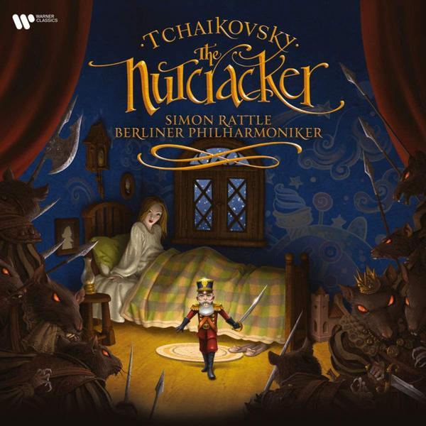 Tchaikovsky TchaikovskySimon Rattle - : Nutcracker (180 Gr, 2 LP)