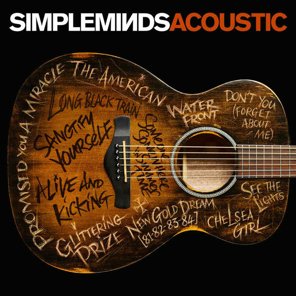 Simple Minds Simple Minds - Acoustic (2 LP) simple minds newark